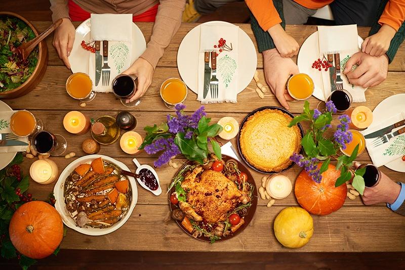 Happy Thanksgiving From Marsden Marketing